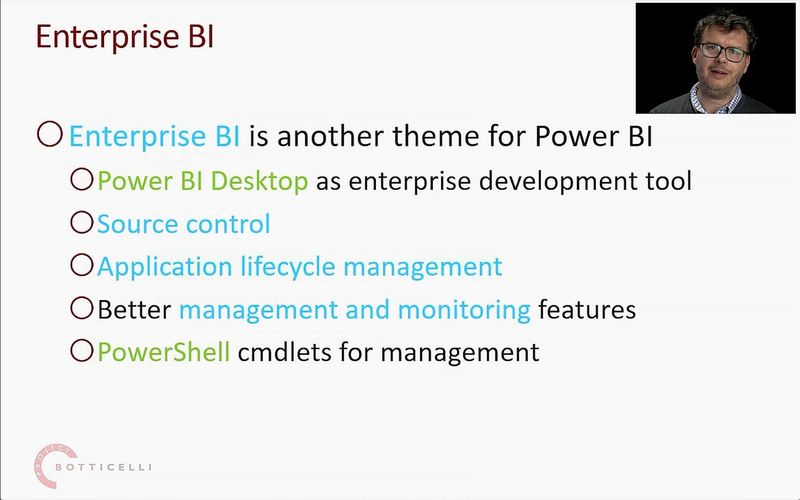 The Future of Power BI by Chris Webb