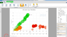 Power View Scatter Plot (Animated Bubble Chart)